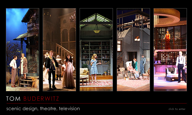 Portfolio Tom Buderwitz Scenic Design For Theatre And