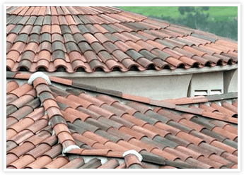 Clay Roof Repair in Orange County with Tom Byer Roofing Service