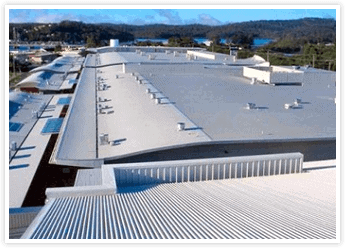Commercial Roofing with Tom Byer in Orange County