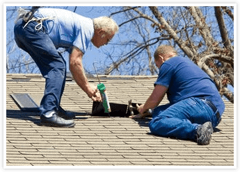 Roof Leak Repair in Orange County with Tom Byer Roofing Service