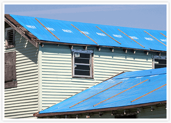 Temporary Repairs Emergency Roofing Service in Orange County with Tom Byer