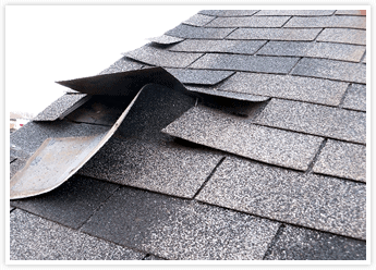 Wind Damage with Tom Byer Roofing Service in Orange County