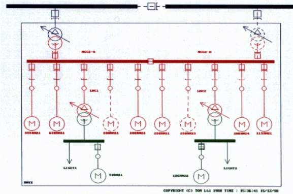 allen bradley motor starter wiring diagram mitsubishi l200 stereo mcc single line - pics about space