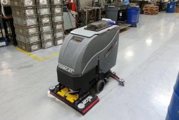 Floor Cleaning Machines Industrial  Epoxy Resin Flooring