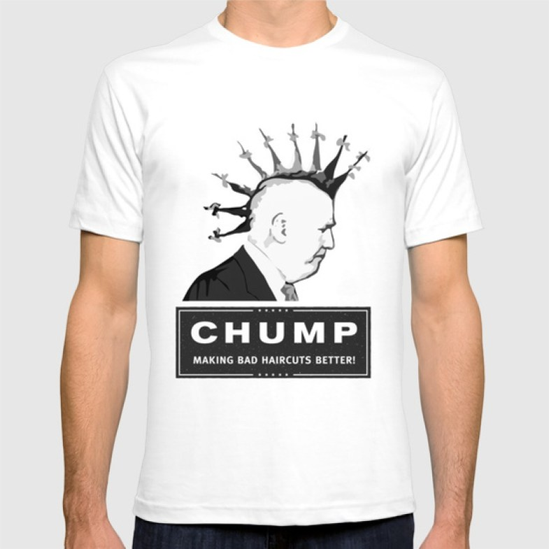 Chump (Haircut) T-Shirt