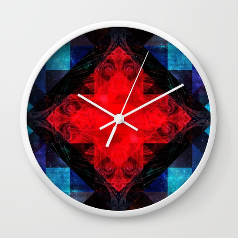 Hypnoplex Wall Clock