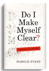 do I make myself clear book cover