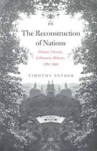 The reconstruction of nations book cover