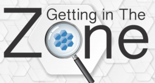 Get in the Zone Banner