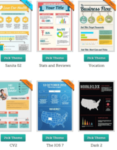 Piktochart template also review make your own infographic rh tomfanelli