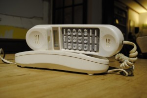 Old Corded Phone
