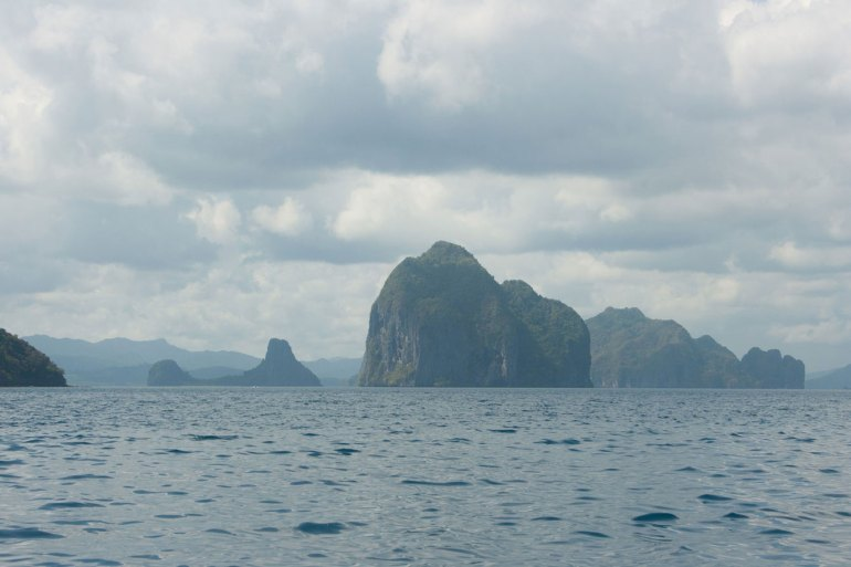 Islands in the Bacuit Archipelago