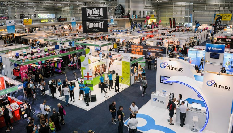 Fitness Conventions and Expos 2019 (UK Edition)