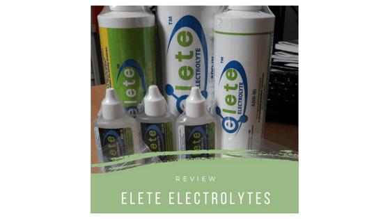 Review: Elete Electrolytes