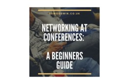 Networking at conferences