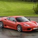 Ferrari 360 Challenge Stradale Tom Hartley Jr