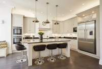 Luxury Contemporary Kitchen | Tom Howley