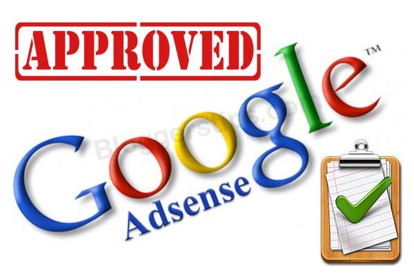 Tips Daftar Google Adsense Agar Mudah Approved