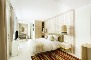 Ruang Tidur tipe Villas