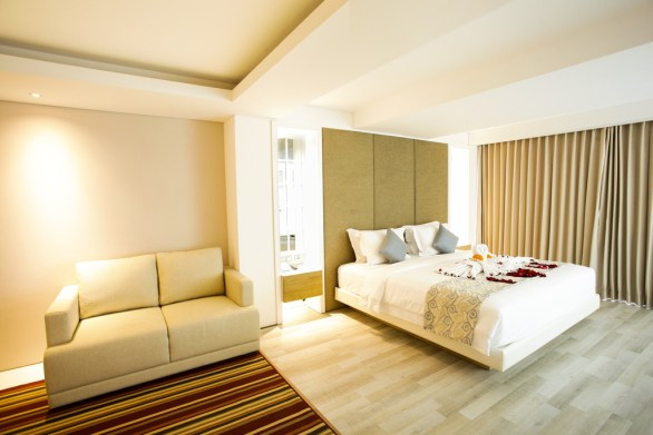 Kamar Benoa Sea Suites 2