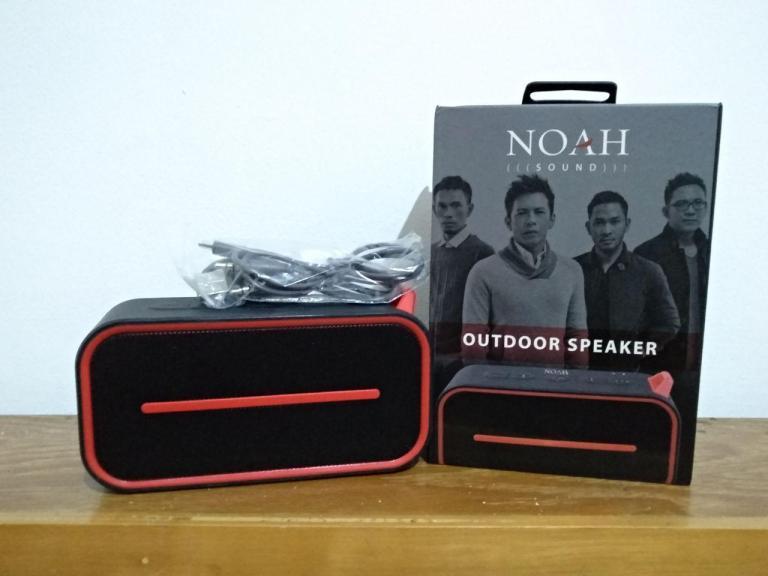 SPC Noah Sound Wireless Speaker