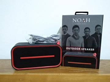 SPC Noah Sound Wireless Speaker