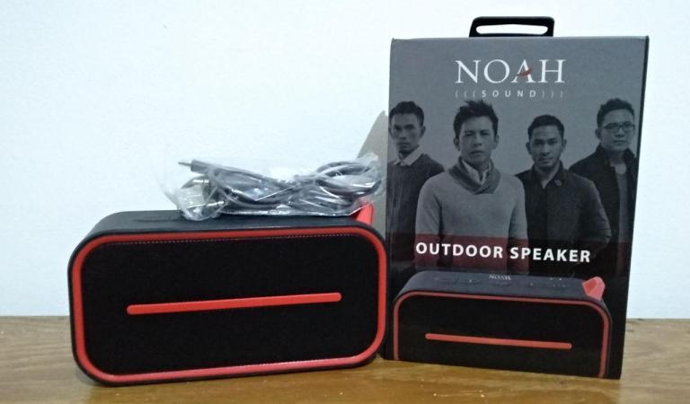 Dengerin Musik Jadi Lebih Hidup Dengan SPC NOAH Wireless Speaker