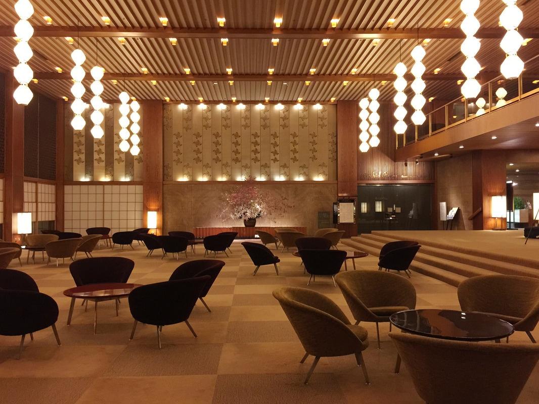一期一會,承載半世紀風華的大倉飯店 - tomic's design tokyo 吳東龍の設計東京