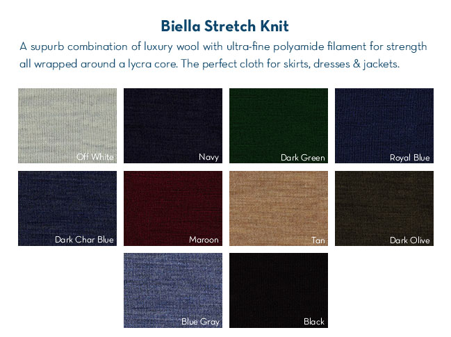 What you need. Casual Comfort. Introducing Biella Knits