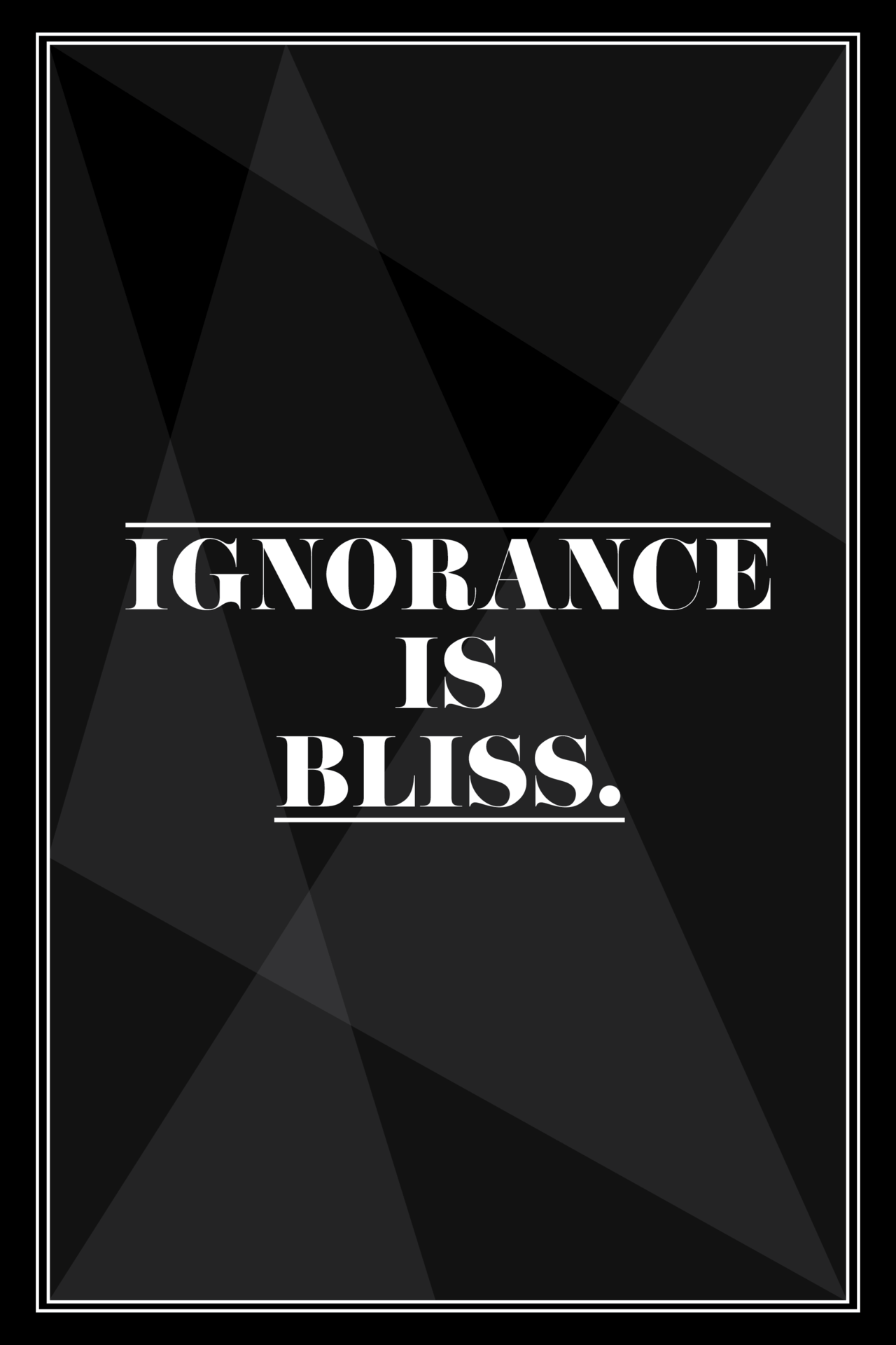 Moving On Quotes Wallpaper Is Ignorance Really Bliss Tomknuppel Com