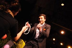 Tom le Magicien la corde