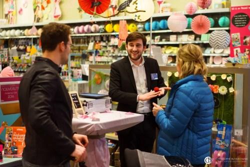 Tom Magicien pour Mariages à Lille