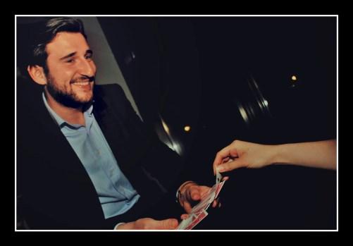 Tom Le Magicien à Lille dans le Nord
