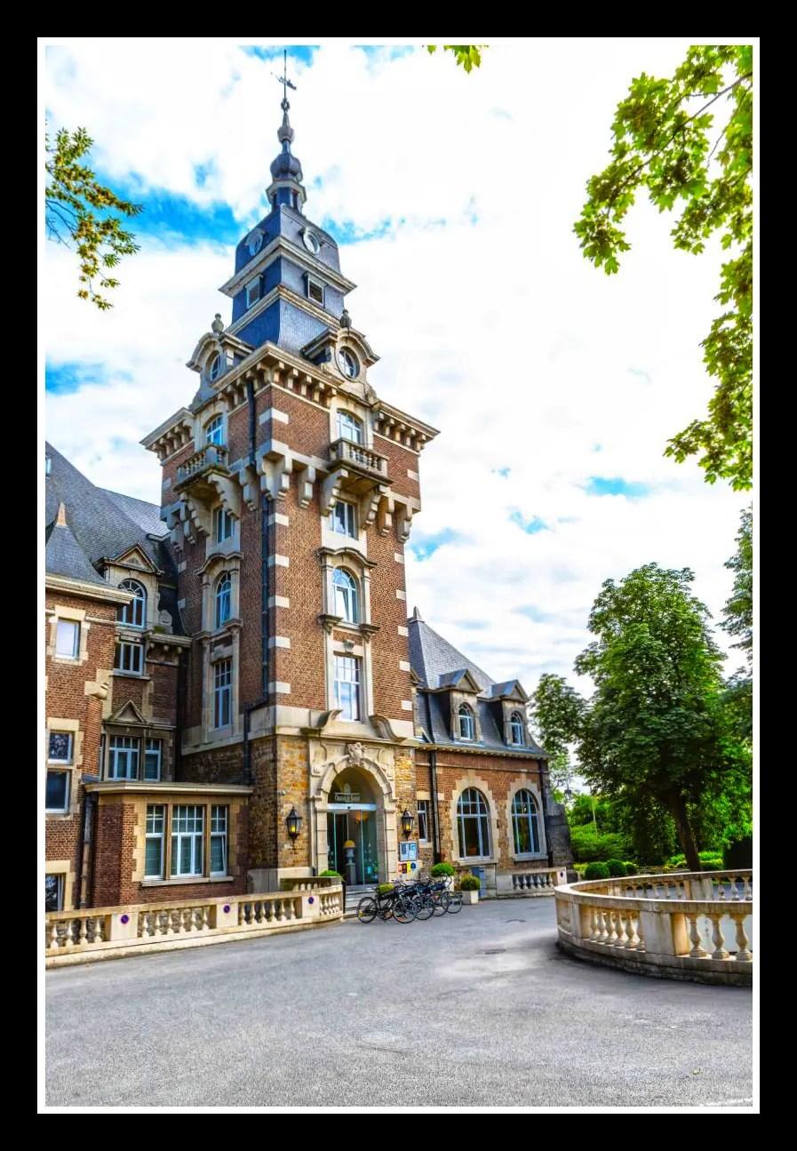 Tom Le Magicien - Château de Namur Belgique