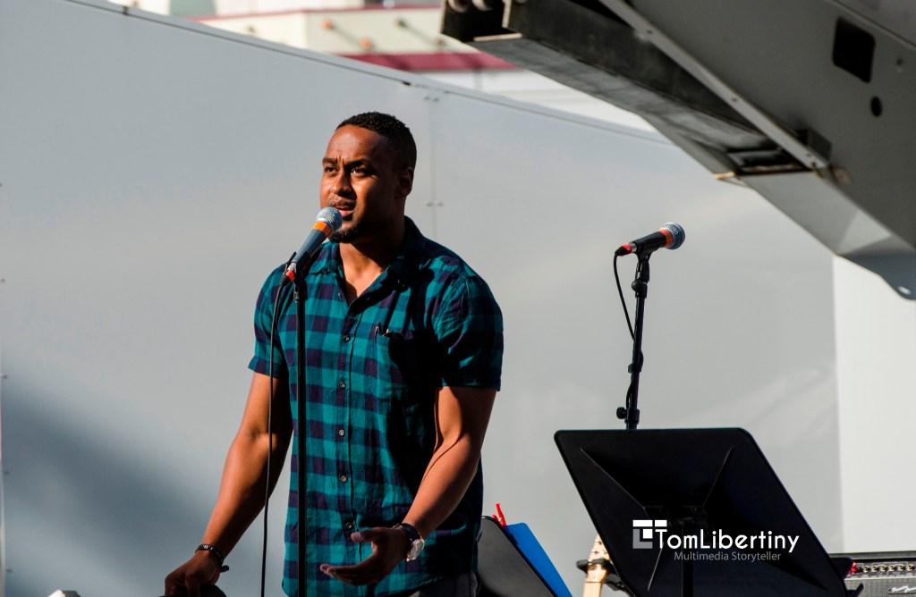 <em>Heartbeat of Plymouth Festival</em> Photography | Tom Libertiny