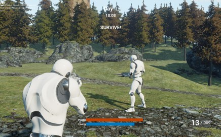 Building A Third Person Multiplayer Game Unreal Engine