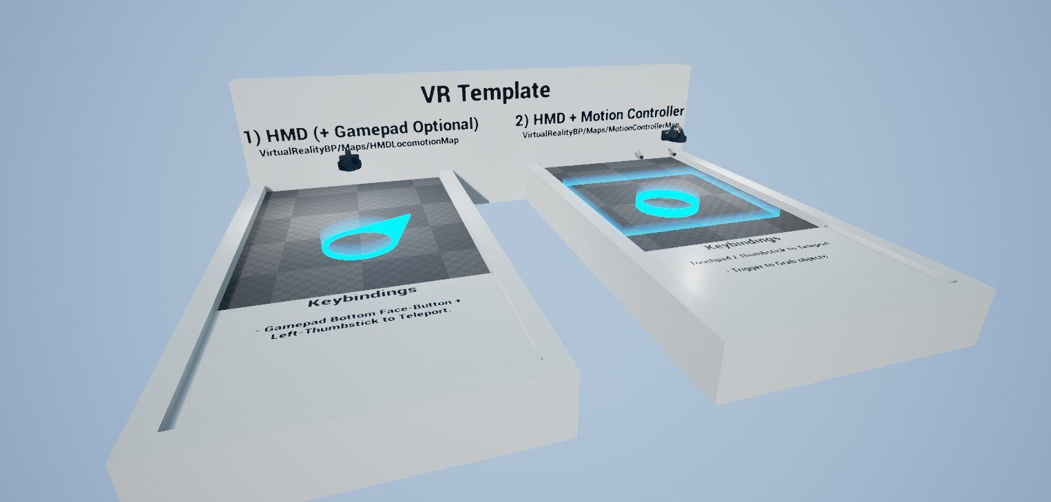 VR Template Guide for Unreal Engine 4 - Tom Looman