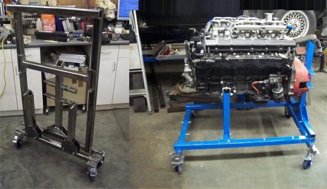 Semi Trailer Wiring Harness Diagram Engine Stand 187 Tom Mackie Racing