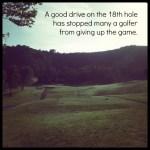 18th Hole Drive