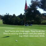 Golfballs-Eggs