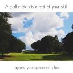 Skill vs Luck