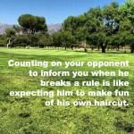 Trusting Opponent