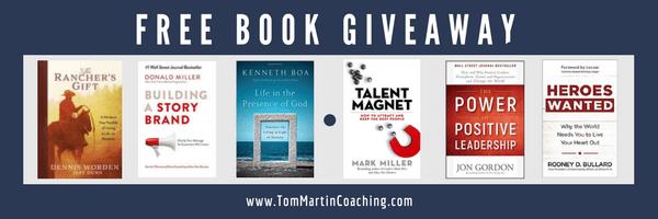 book-giveaway-tom-martin-coaching