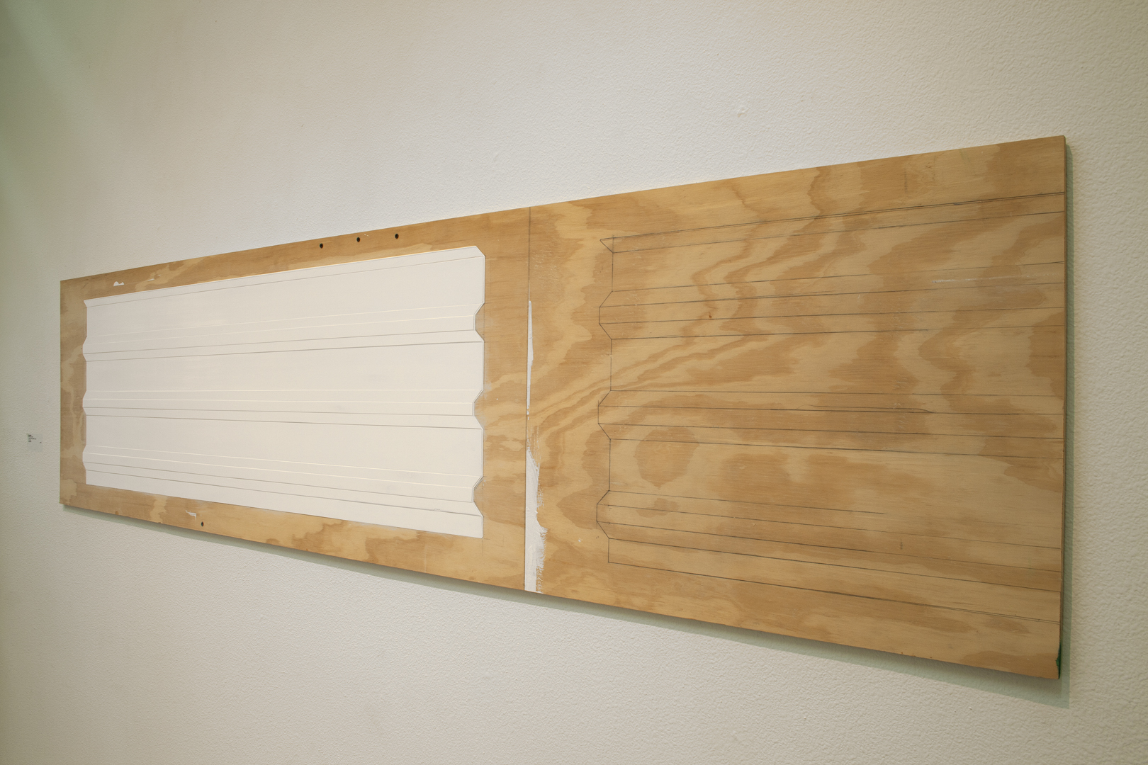 How To Paint Plywood White