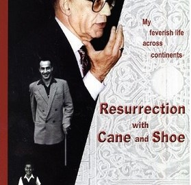 Harut Barsamian: Resurrection with Cane and Shoe