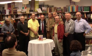 Armenian Repatriates at Abril Bookstore