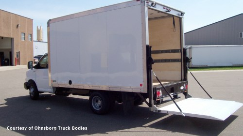 small resolution of  a tommy gate railgate liftgate for straight truck