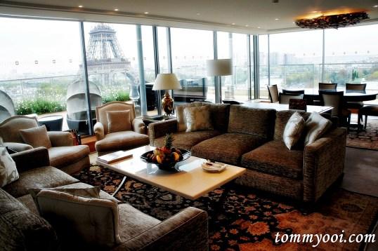 La Suite Shangri La