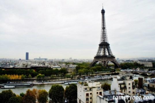 Paris View