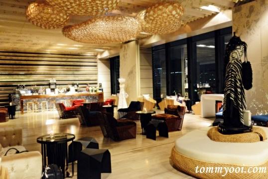 Sofitel So Bangkok Lobby